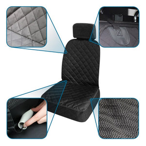 Waterproof Front Seat Cover for Cars Trucks and Suv