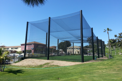 Golf Cage Netting