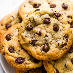 Fresh Baked Chocolate Chip Cookies (1 Dozen)