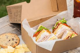 Boxed Lunches - Units of 10