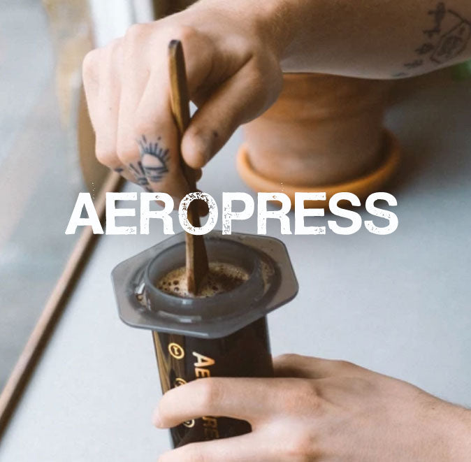 Aeropress Brewing Guide