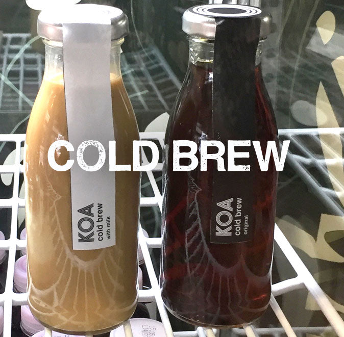 Cold Brew Brewing Guide