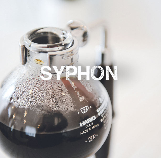 Syphon Brewing Guide