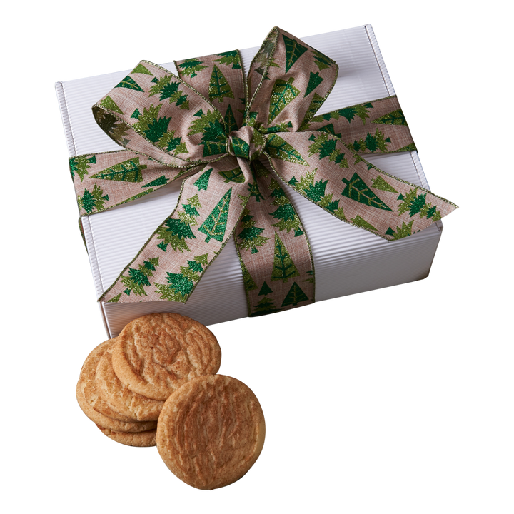 Natural Pine Cookie Gift Box