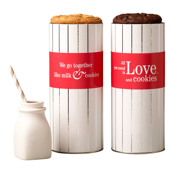 Perfect Pairing Cookie Gift Tower