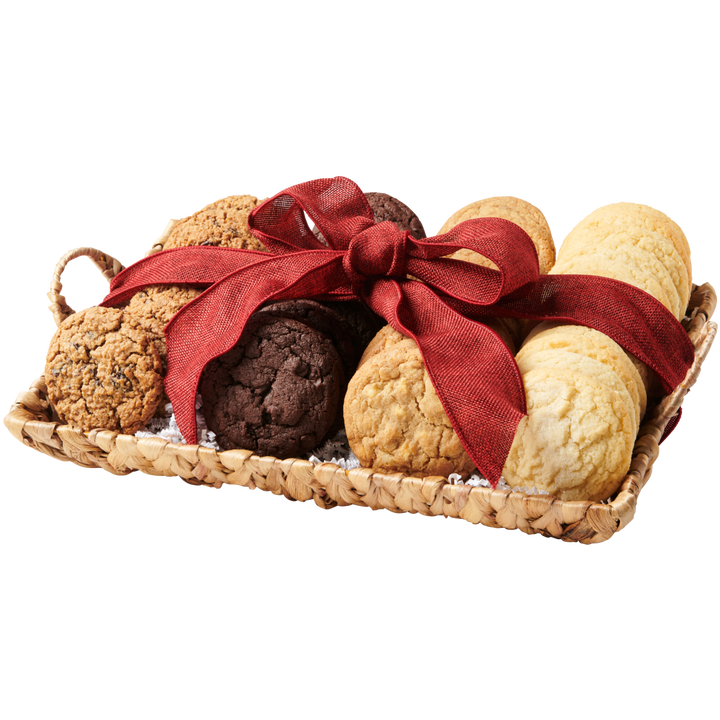 Sustainably Sweet Cookie Gift Tray
