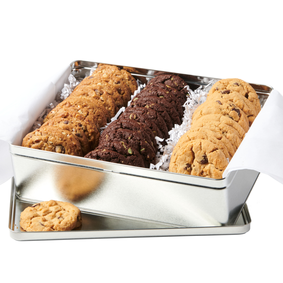 The Santa Cruz Cookie Gift Tin