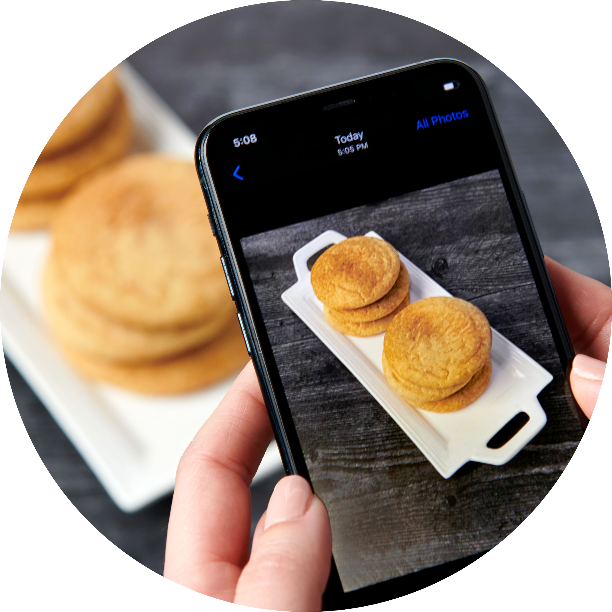 Snickerdoodle On Hover Image