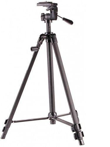 Simpex 333B Platinum Lightweight Tripod for all digital Cameras with Bag( Supports Up to 3000 g)( Black)