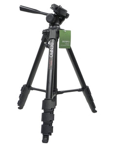 Benro T-600EX Tripod (Black) (Supports Up to 3000 g)