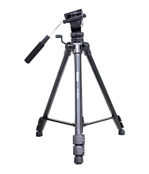 Simpex 888 Tripod Heavy Duty Tripod for Professional Videography And Photography With Fluid Head
