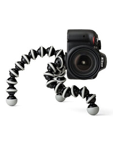 10 Inch Flexible Gorillapod Tripod For DSLR, Action Cameras , Digital Cameras & Smartphones With Free Mobile Mount