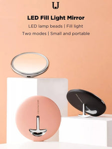 MirrorGlow® - Smart LED Portable Mirror - EasyLifeCare™