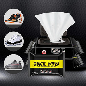 Instant Shoe Cleaning Wipes - EasyLifeCare™