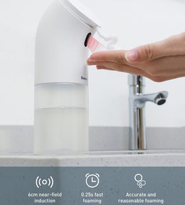 Baseus® - Intelligent Automatic Liquid Soap Dispenser - EasyLifeCare™