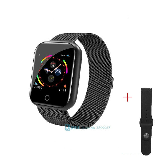 SmartWatchMeNow Stainless Steel SmartWatch Men/Women Electronics Sport Wrist Watch For Android IOS - Watch me now Co