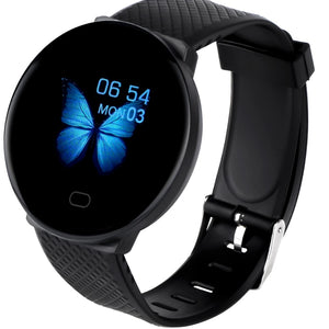 SmartWatch Me Now ⌚ 2020 D19 Smart Watch for Men and Women Heart Rate/Blood Pressure Fitness Tracker
