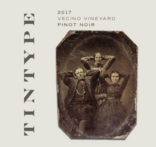 Load image into Gallery viewer, Tintype Winery - 2017 Vecino Vineyard Pinot Noir Mendocino