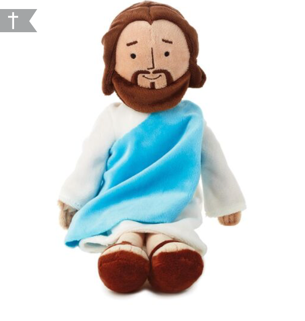 MY FRIEND JESUS PLUSH 13