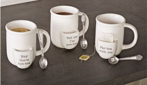 TEA POUCH MUGS