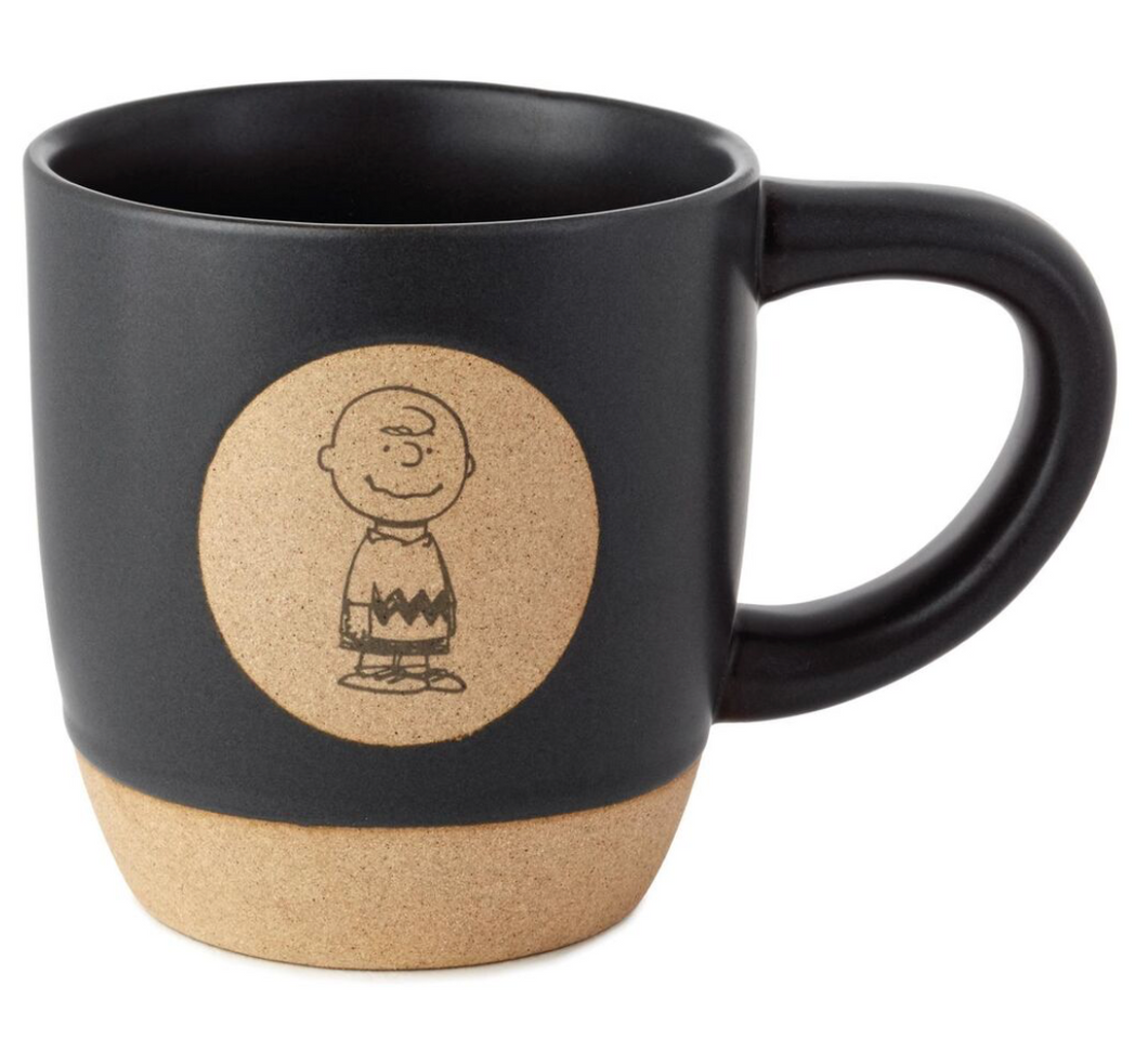 PEANUTS CHARLIE BROWN NICE GUY MUG
