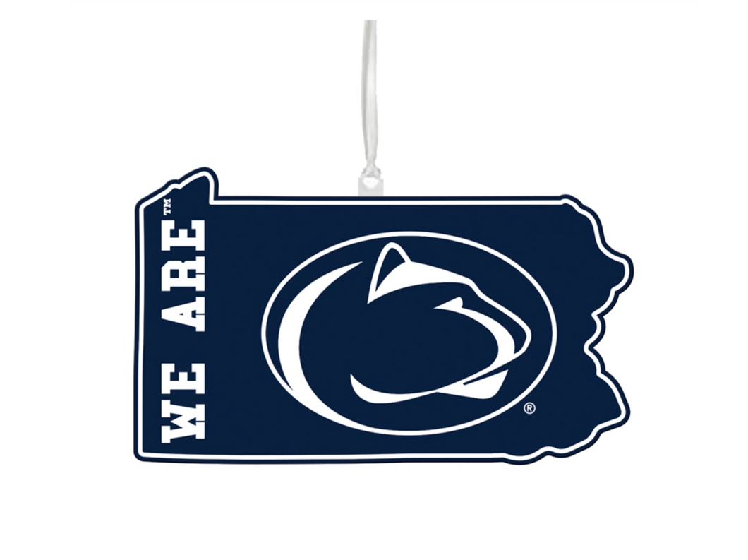 PENN STATE STATE ORNAMENT