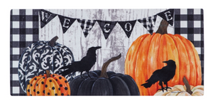 PUMPKINS AND CROWS SASSAFRAS SWITCH MAT