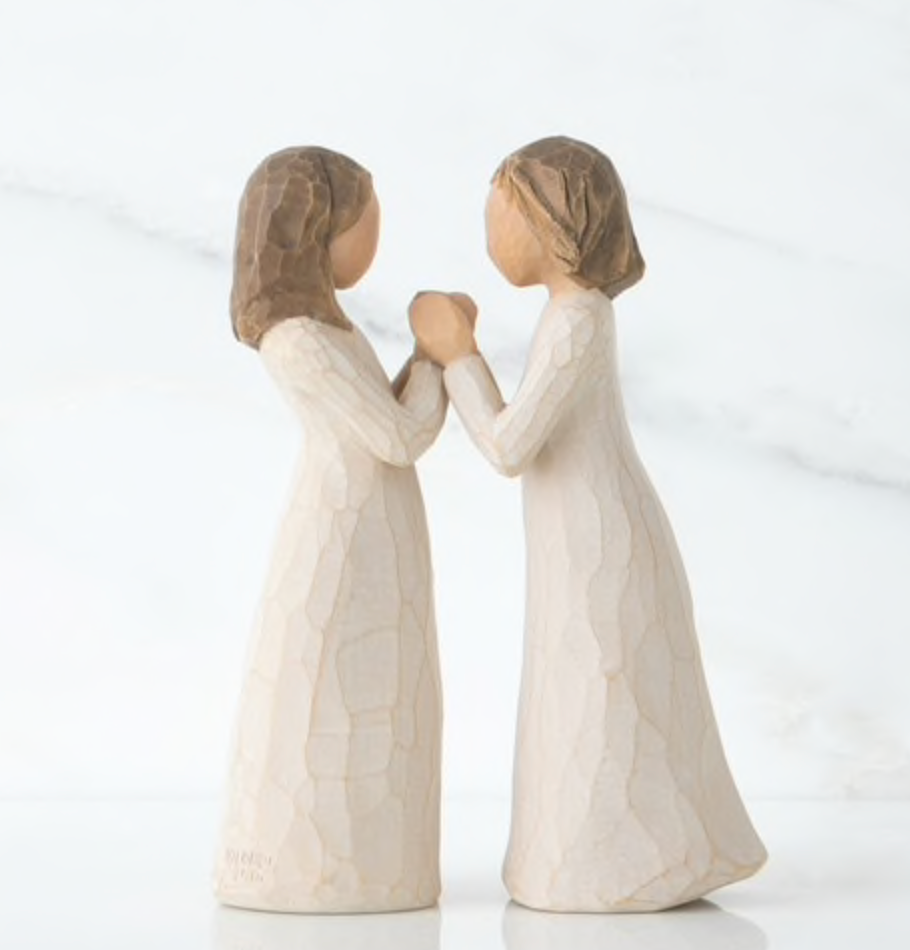 SISTER BY HEART (SET OF 2)