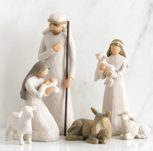 NATIVITY (SET OF 6)