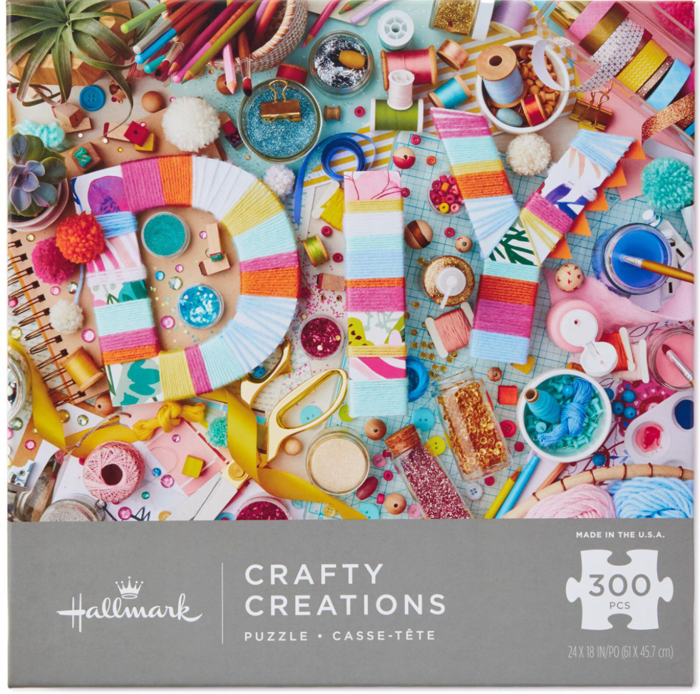 CRAFT CREATIONS 300 PC PUZZLE