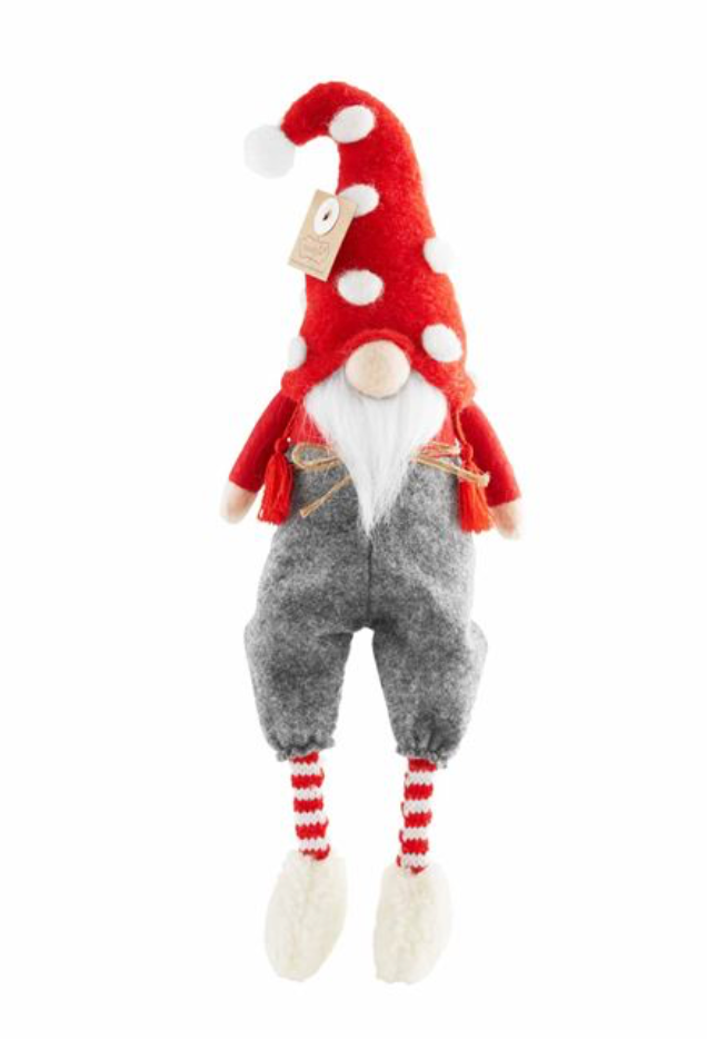 TROUSER PANT CHRISTMAS DECORATIVE GNOME