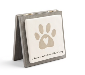 DOG PAW FOREVER CARD