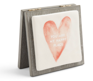 HAPPY PLACE FOREVER CARD