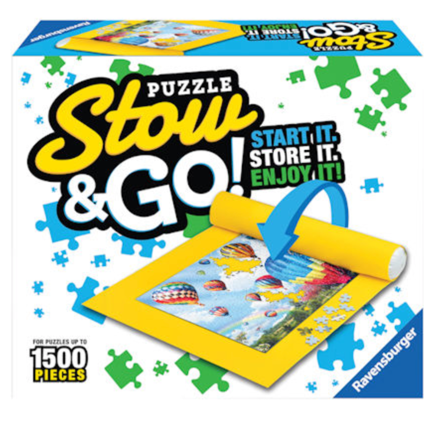 PUZZLE STOW AND GO ROLL UP MAT