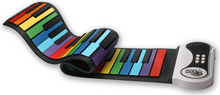 Load image into Gallery viewer, ROCK AND ROLL IT RAINBOW PIANO