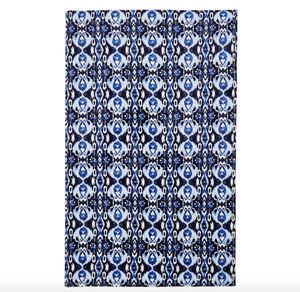 IKAT ISLAND THROW BLANKET