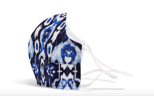 IKAT ISLAND FITTED MASK