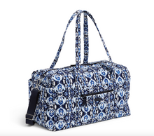 Load image into Gallery viewer, IKAT ISLAND LARGE TRAVEL DUFFEL