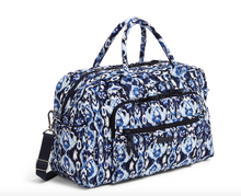 Load image into Gallery viewer, IKAT ISLAND COMPACT WEEKENDER TRAVEL BAG