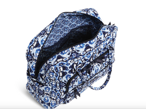 IKAT ISLAND WEEKENDER TRAVEL BAG