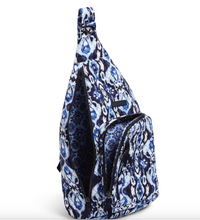 Load image into Gallery viewer, IKAT ISLAND SLING BACKPACK