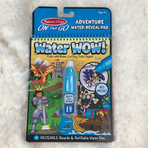 MELISSA & DOUG WATER WOW ADVENTURE