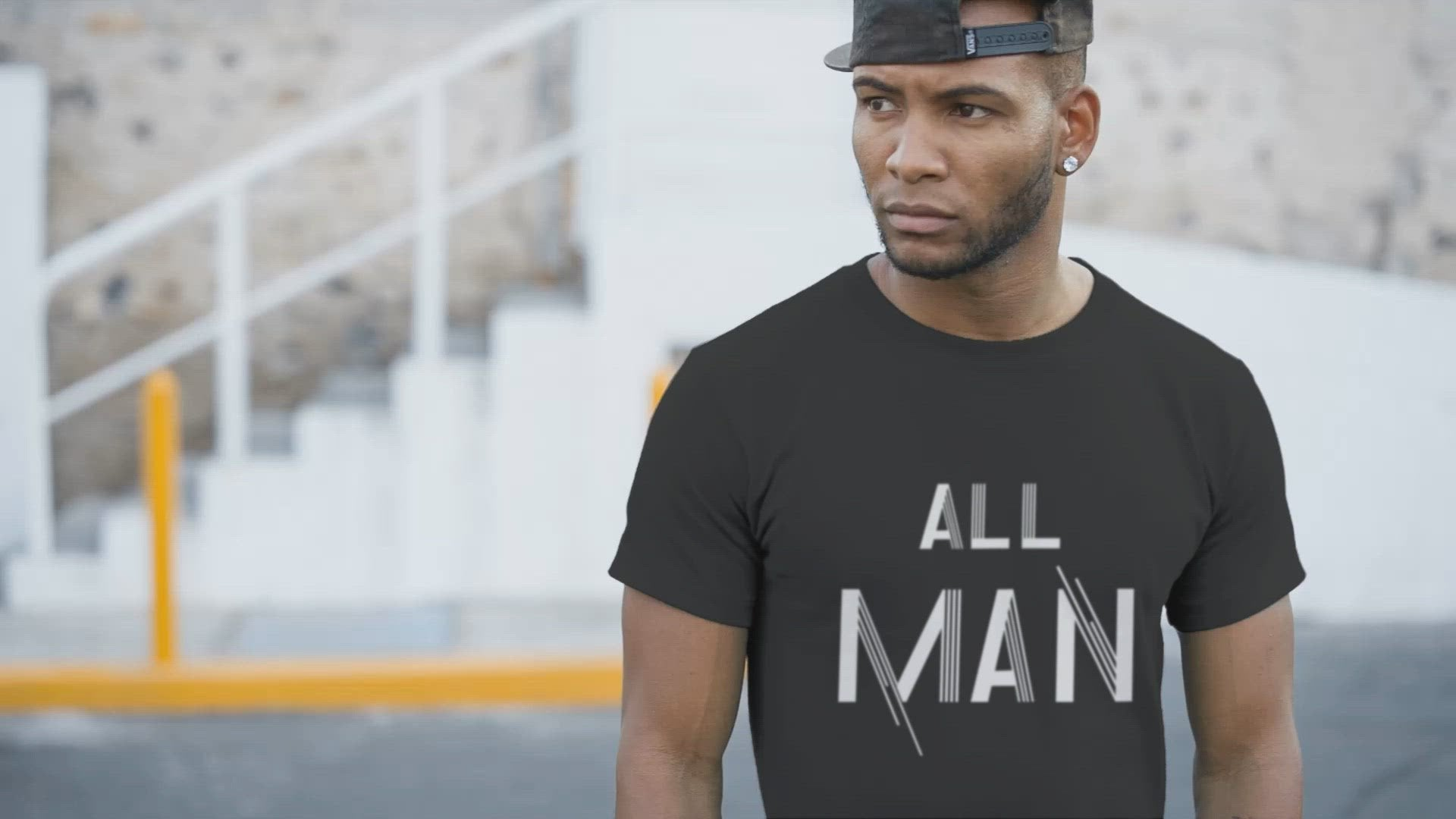Limited Edition All Man T-Shirt