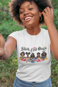 Limited Edition Black Girl Magic 3 T-Shirt - Black Love Boutique