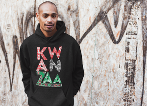 Limited Edition Kwanzaa Hoodie - Black Love Boutique
