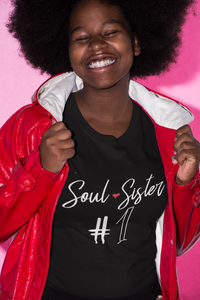 Limited Edition Soul Sister #1 T-Shirt