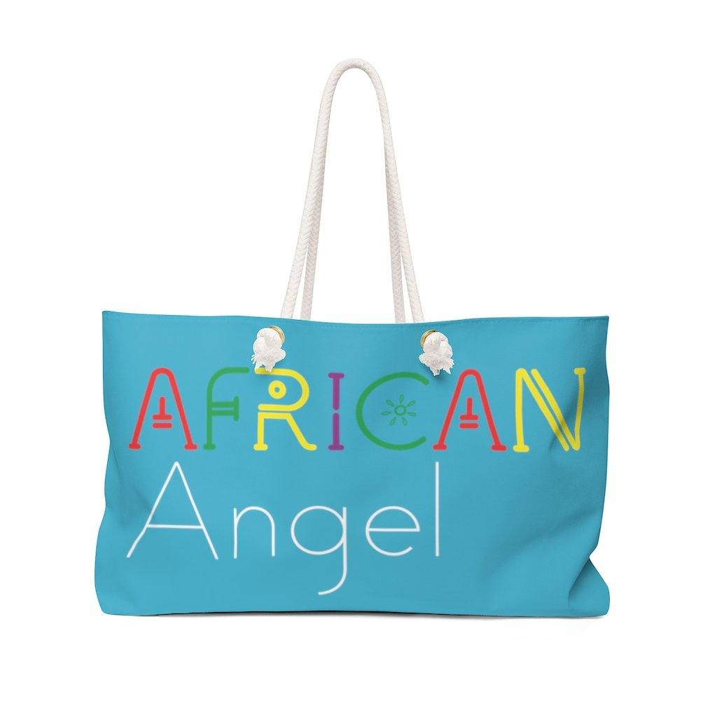 Limited Edition African Angel Weekender Bag - Black Love Boutique