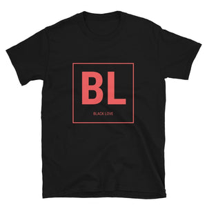 Limited Edition Black Love Red Logo T-Shirt - Black Love Boutique