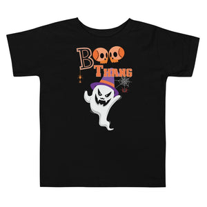 Limited Edition Boo Thang Toddler Tee - Black Love Boutique