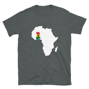 Limited Edition Ghana T-Shirt - Black Love Boutique